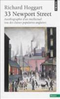 33 Newport Street: autobiographie d'un intellectuel issu classes popu (Paperback)
