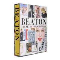 Beaton: the Art of the Scrapbook (Hardback)