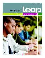 LEAP: Learning English for Academic Purposes, Reading and Writing 3 (High Intermediate) with My eLab