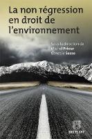 Non Regression En Droit De L'Environnement (Paperback)