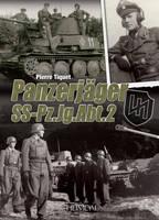 PanzerjaGer: Ss-Pz.Jg.Abt.2 (Hardback)