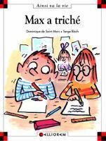 Max a triche (15) (Hardback)