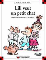 Lili veut un petit chat (25) (Hardback)