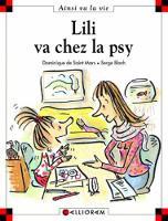 Lili va chez le psy (55) (Hardback)