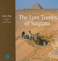 The Lost Tombs of Saqqara (Paperback)