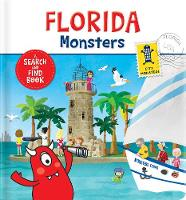 Florida Monsters: A Search and Find Book (Board book)