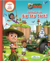 Ranger Rob at Big Sky Park (Little Detectives: A Look and Find Book (Board book)