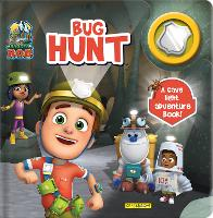 Ranger Rob: Bug Hunt: My Cave Light Adventure Book