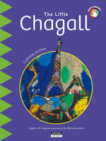 Little Chagall : Explore the Magical Universe of the Russian Painter! (Paperback)