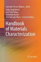 Handbook of Materials Characterization (Paperback)