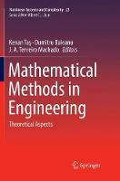Mathematical Methods in Engineering: Theoretical Aspects - Nonlinear Systems and Complexity 23 (Paperback)