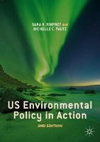 US Environmental Policy in Action (Paperback)