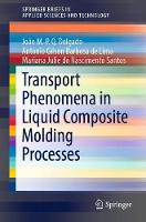 Transport Phenomena in Liquid Composite Molding Processes - SpringerBriefs in Applied Sciences and Technology (Paperback)