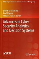 Advances in Cyber Security Analytics and Decision Systems - EAI/Springer Innovations in Communication and Computing (Paperback)