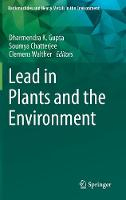 Lead in Plants and the Environment