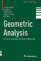 Geometric Analysis: In Honor of Gang Tian's 60th Birthday - Progress in Mathematics 333 (Paperback)