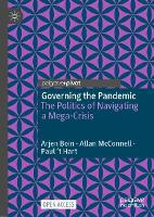 Governing the Pandemic: The Politics of Navigating a Mega-Crisis (Hardback)