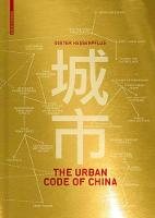 The Urban Code of China (Paperback)