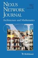 Nexus Network Journal 13,1: Architecture and Mathematics - Nexus Network Journal 13,1 (Paperback)