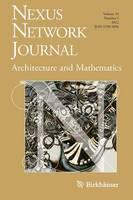 Nexus Network Journal 14,1: Architecture and Mathematics - Nexus Network Journal 14,1 (Paperback)