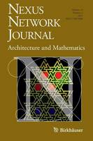 Nexus Network Journal 14,2 - Nexus Network Journal 14,2 (Paperback)