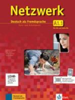 Netzwerk in Teilbanden: Kurs- und Arbeitsbuch A1 - Teil 1 mit 2 Audio-CDs und