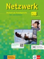 Netzwerk in Teilbanden: Kurs- und Arbeitsbuch A2 - Teil 2 mit 2 Audio CDs und