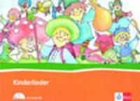 Kinderlieder: Kinderlieder - Buch & Audio-CD