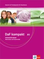 DaF Kompakt in 3 Banden: Intensivtrainer A1 - Wortschatz und Grammatik (Paperback)