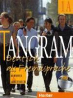 Tangram - Ausgabe in vier Banden: Kursbuch & Arbeitsbuch 1A (Paperback)