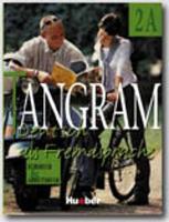 Tangram - Ausgabe in vier Banden: Kursbuch & Arbeitsbuch 2A (Paperback)