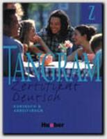 Tangram Zertifikat Deutsch: Kursbuch & Arbeitsbuch (Paperback)