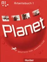 Planet: Arbeitsbuch 1 (Paperback)