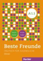 Beste Freunde: Glossar A1.1 Deutsch-Englisch (Paperback)