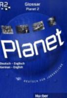 Planet: Glossar Deutsch-Englisch 2 (Paperback)