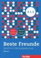 Beste Freunde: Glossar A1.2 Deutsch-Englisch (Paperback)