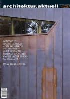Zeitschrift Architektur. Aktuell: No. 322-323 (Paperback)