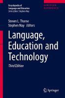 Language, Education and Technology - Language, Education and Technology (Hardback)