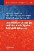 Contemporary Challenges and Solutions in Applied Artificial Intelligence - Studies in Computational Intelligence 489 (Paperback)