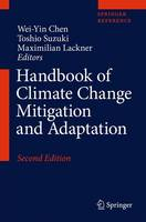 Handbook of Climate Change Mitigation and Adaptation - Handbook of Climate Change Mitigation and Adaptation (Hardback)