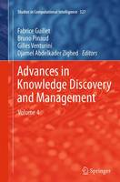 Advances in Knowledge Discovery and Management: Volume 4 - Studies in Computational Intelligence 527 (Paperback)