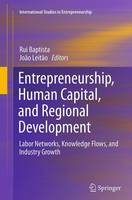 Entrepreneurship, Human Capital, and Regional Development: Labor Networks, Knowledge Flows, and Industry Growth - International Studies in Entrepreneurship 31 (Paperback)
