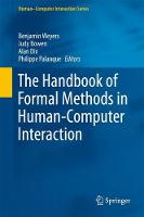 The Handbook of Formal Methods in Human-Computer Interaction - Human-Computer Interaction Series (Hardback)