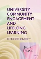 University Community Engagement and Lifelong Learning: The Porous University (Hardback)