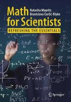 Math for Scientists: Refreshing the Essentials (Paperback)