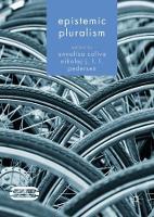 Epistemic Pluralism - Palgrave Innovations in Philosophy (Hardback)