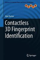 Contactless 3D Fingerprint Identification - Advances in Computer Vision and Pattern Recognition (Hardback)