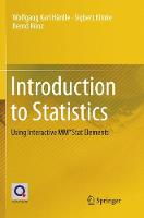 Introduction to Statistics: Using Interactive MM*Stat Elements (Paperback)