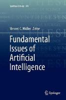Fundamental Issues of Artificial Intelligence - Synthese Library 376 (Paperback)