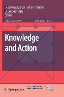 Knowledge and Action - Knowledge and Space 9 (Paperback)
